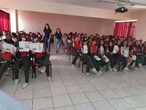 Charla de la Facultad de Física y Matemáticas de la Universidad de Chile