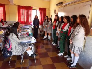 Elecciones Centro de Alumnas 2019