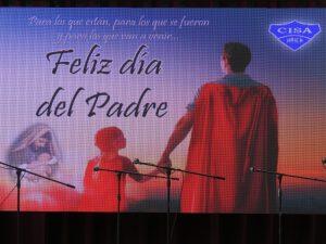 Celebración del Día del Padre