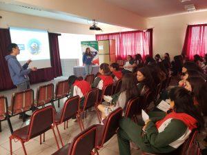 Charla Universidad Federico Santa María