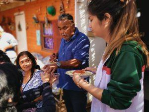 Misioneras de la Esperanza comparten con la comunidad de Acha