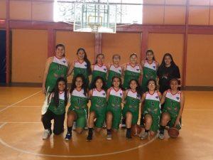 Academia de Baloncesto campeonas en torneo escolar