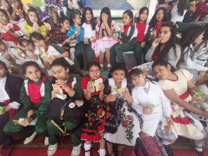 Celebración de Fiestas Patrias Pastoral