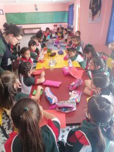Jornada de Formación Kinder A y B