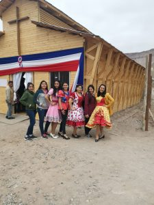 Misioneras de la Esperanza comparten en comunidad de Acha