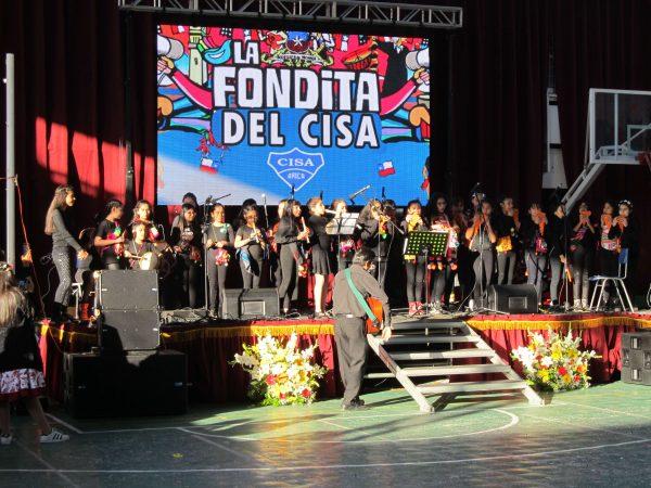 Kermesse de Fiestas Patrias