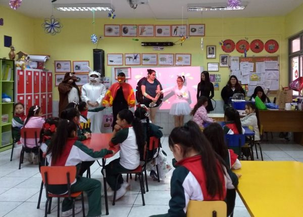 Actividad final electivo Inglés Vocacional