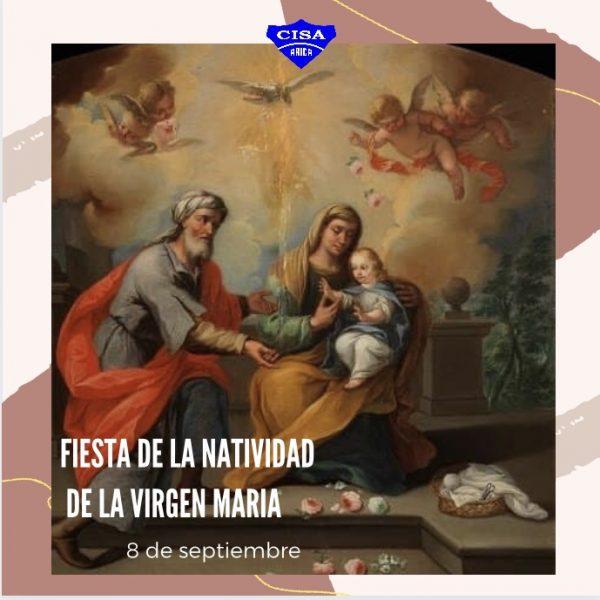 Fiesta de la Natividad de la Virgen María.  8 de septiembre