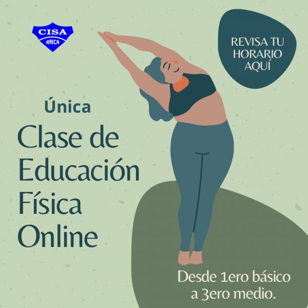 Clase Online de Educación Física