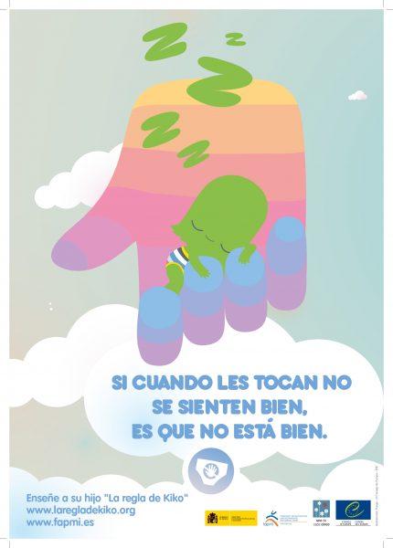 Boletín N°13: Prevención en Abuso Infantil - Reglas simples