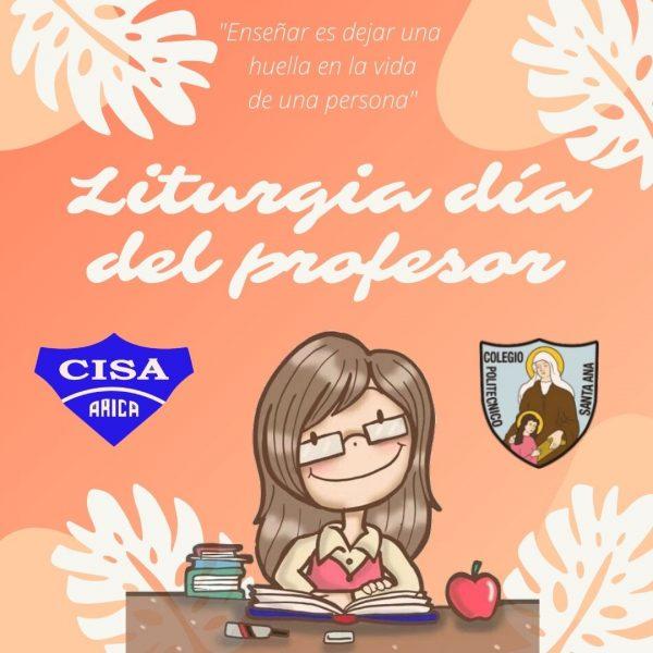 Liturgia Día del Profesor