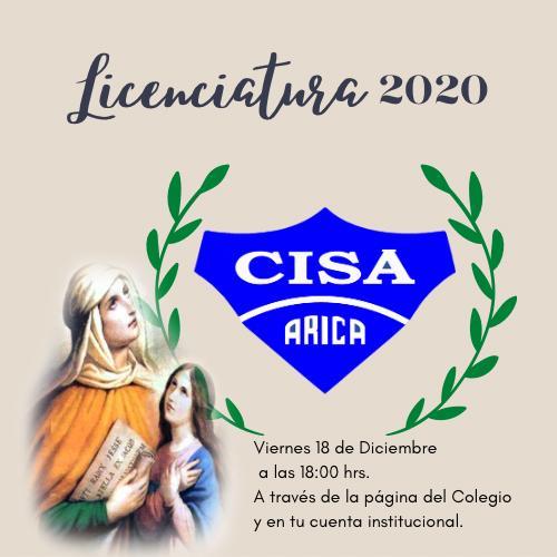 Licenciatura 4tos Medios 2020