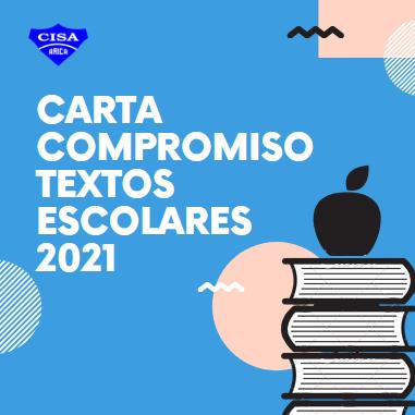 Carta Compromiso Textos Escolares 2021