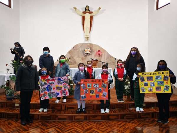 Celebración Eucaristía Segundos Básicos