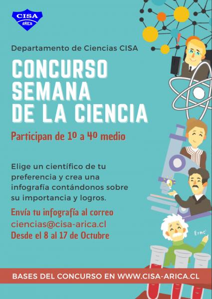 Concurso Semana de la Ciencia